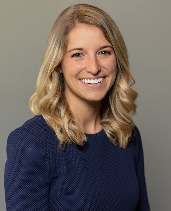 Aleva Stores Team Member Nicole Reich